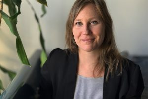 Marie-Claude Régnier Fondatrice de l'entreprise FLÈCH en gestion de projets, création de contenu numérique